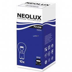 NEOLUX ΛΑΜΠΑ 24V P21/5W N334