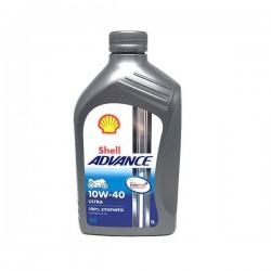 Shell Advance Ultra 4T 10W-40 1lt