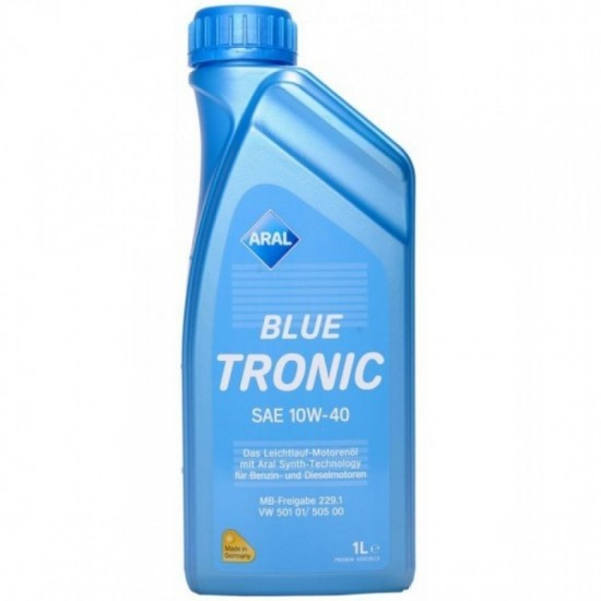 ARAL 10W-40 BLUETRONIC 1L ΛΙΠΑΝΤΙΚΑ
