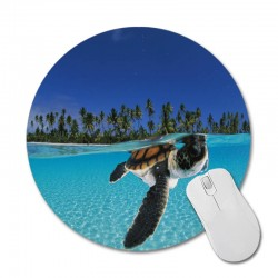 Mouse pad MaiYaCa a2043 turtle under the water