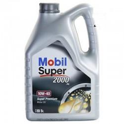 Mobil Super 2000 X1 10W-40 5lt