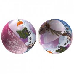 SOFT BALL 100mm ΜΕ ΚΟΥΔΟΥΝΑΚΙ ΨΥΧΡΑ & ΑΝΑΠΟΔΑ 10cm