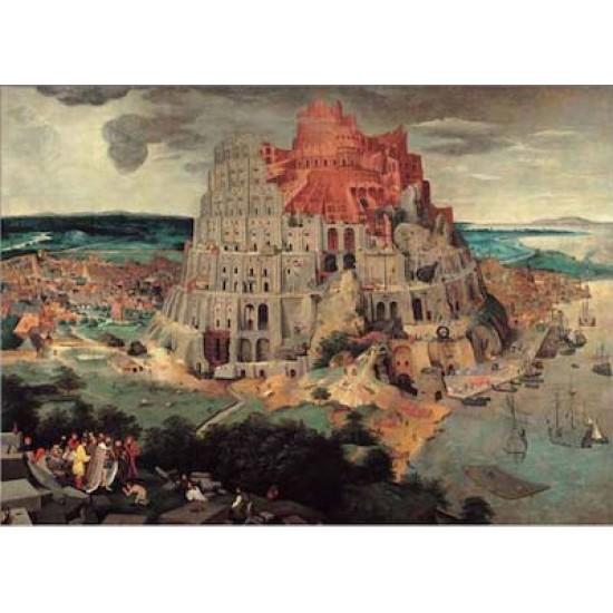 PUZZLE RICORDI 1000 THE TOWER OF BABEL 2801N16056 ΠΑΙΧΝΙΔΙΑ
